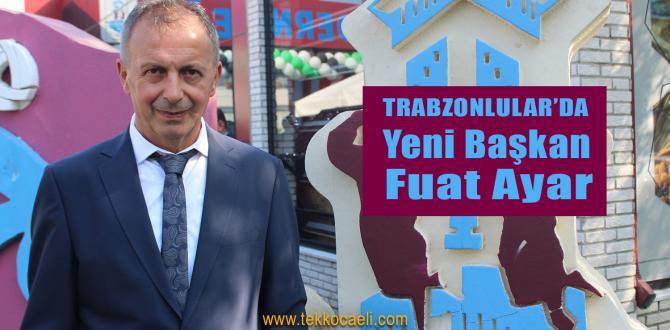 Kocaeli Trabzonlular Derneği Kongresi Gerçekleştirildi
