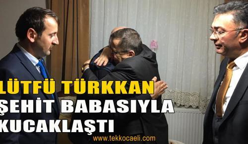 Şehit Volkan Cantürk'ün Ailesine Ziyaret