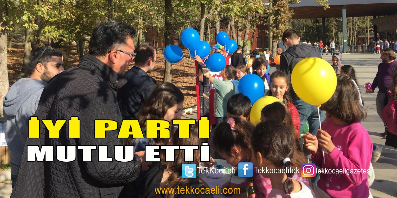İYİ Partililer 'İYİ Kİ VARLAR' Dedi