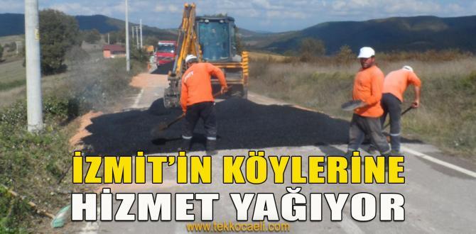İzmit Belediyesi Vatandaşın Yüzünü Güldürüyor