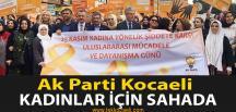 Ak Partililer Kadına Şiddeti Kınadı