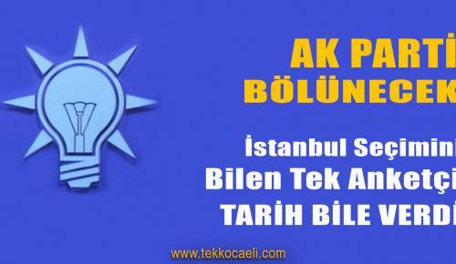 Ünlü Anketçiden ŞOK! AKP Meclise Girerse Şükredecek