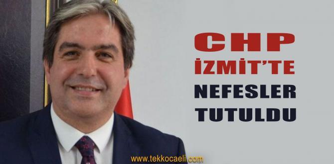 CHP İzmit'te Delege Seçimleri Başlıyor