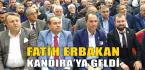 Kandıra'da Erbakan'lı Kongre