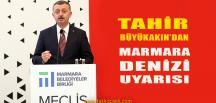 Marmara Belediyeler Birliği Meclis Toplantısı Yapıldı