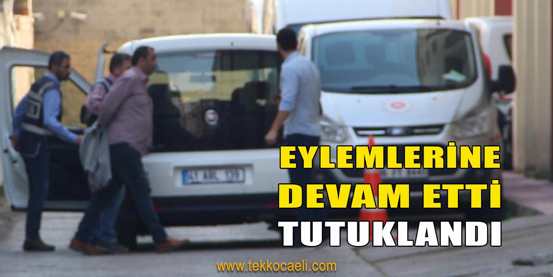 Mehmet Avcı Tutuklandı