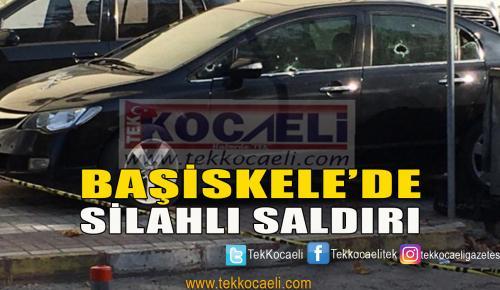 Başiskele'de Silahlı Saldırı