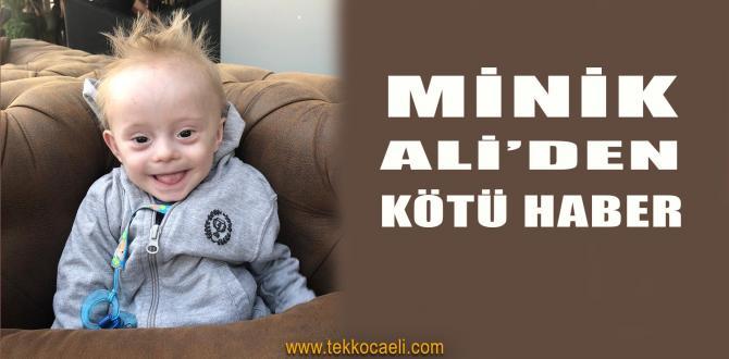 Minik Ali'nin Ölümü Yasa Boğdu