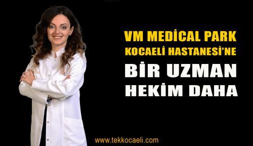 Diyet Uzmanı Derya Mergen, VM Medical Park Kocaeli'de