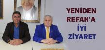 İYİ Parti'den Yeniden Refah'a Ziyaret