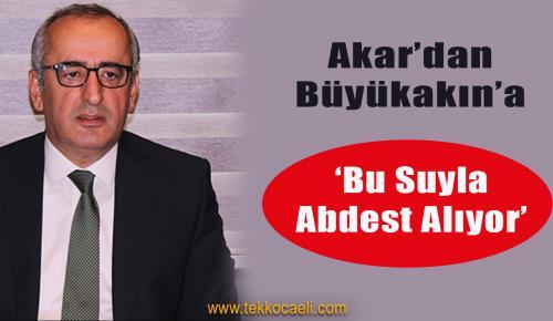 CHP'li Vekil Haydar Akar Topa Tuttu