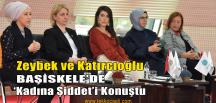 Başiskele Belediyesi'nden Kadına Şiddet Paneli
