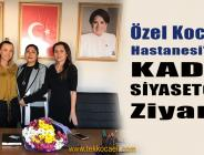 İYİ PARTİ Başiskele'ye Ziyaret