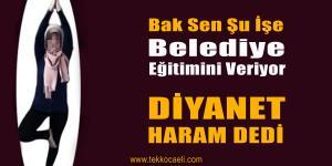 Diyanet Haram Dedi; Büyükşehir Belediyesi Şimdi Ne Yapacak?