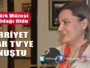 Başkan Hürriyet, STAR TV'ye Konuştu