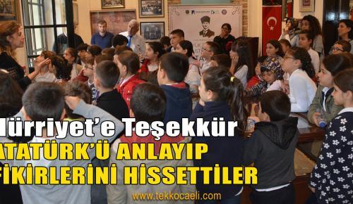 Atatürk Müzesi'ne Ziyaretçi Akını