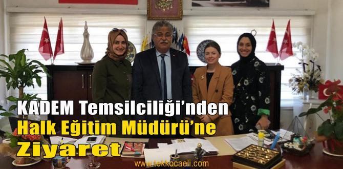 Kadın Ve Demokrasi Derneği'nden Ziyaretler