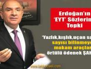 Cumhurbaşkanı Erdoğan'a EYT Tepkisi