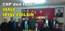 Derince'deki İhale CHP'yi Ayağa Kaldırdı