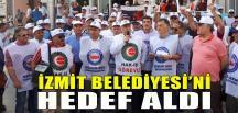 İzmit Belediyesi 5 İşçiyi İşten Çıkarmış!