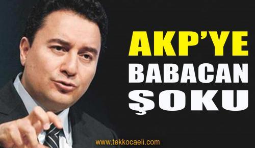 ŞOK İDDİA! Ali Babacan'dan AKP'ye Red