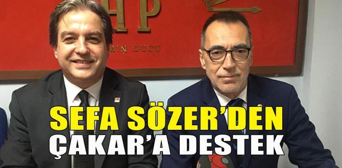 CHP'de Hakan Çakar'a Büyük Destek