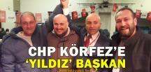 CHP Körfez'de Yeni Başkan Bülent Yıldız Oldu