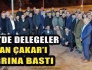 CHP'de Hakan Çakar Köy Delegeleriyle Buluştu