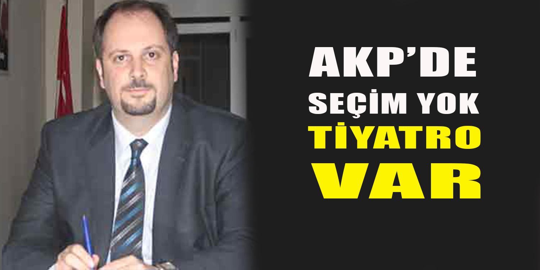 CHP'li İsim AKP'yi Tİ'ye Aldı