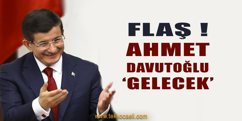Ahmet Davutoğlu 'Gelecek'