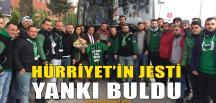Hürriyet'ten Kocaelispor İçin Karşıyaka'ya Büyük Jest