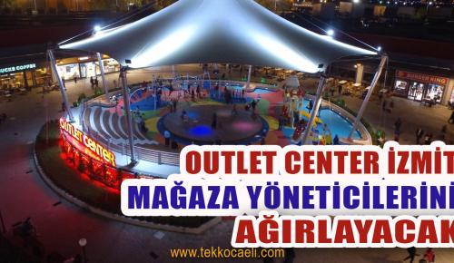 Mağazacılar Günü Outlet Center İzmit'te Kutlanacak