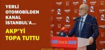 SP Lideri Karamollaoğlu, Dilovası'nda Adeta Gürledi