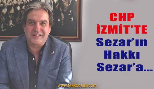 CHP'de Hakan Çakar Sesleri