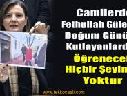 AKP'li Şener İnce, Köy Halkına Resmen İftira Atmıştır