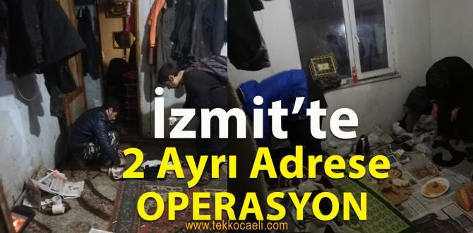 Hurdacıda Çalışan Kaçak Göçmenler Yakalandı