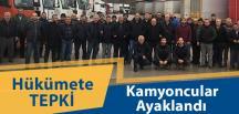 ŞOK TEPKİ! 'Ak Parti Önünde Kontak Kapatırız'