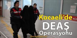 Üst Düzey Terör Örgütü Üyesi'nin Eşi Yakalandı