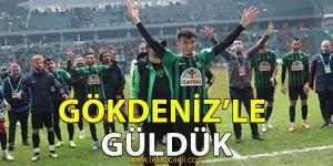 Kocaelispor Gökdeniz'le Güldü; 2-0