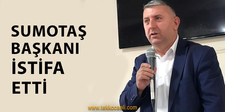 Marika Mehmet Top İstifa Etti