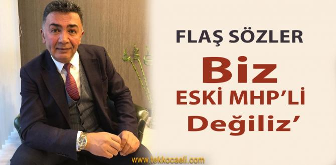 İYİ Parti'li Başkan'dan Flaş MHP Açıklaması