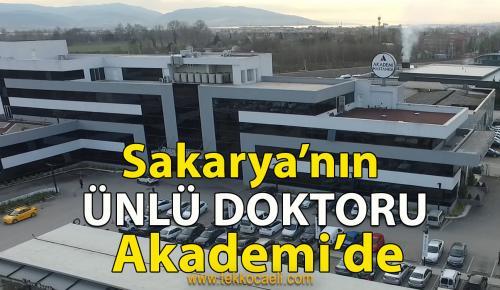 Op.Dr. Ozan Akca, Akademi Hastanesi'nde