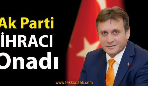 AKP'den İhracı Kesinleşti