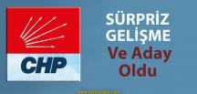 CHP'de Başkanlığa Sürpriz Aday