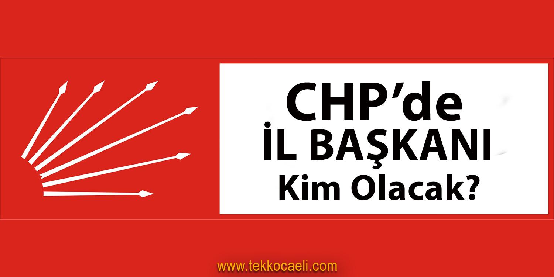 CHP Kocaeli'de Sürpriz Zirve