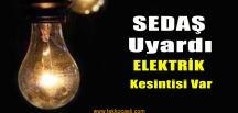 Kocaeli'de Elektrik Kesintisi Olacak