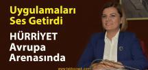 Hürriyet, İzmit'i Avrupa'da Temsil Edecek