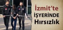 İzmit'te Hırsızlık; 2 Kişi Tutuklandı