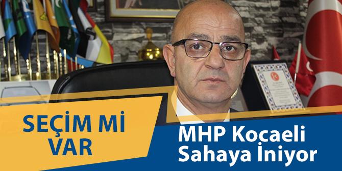 MHP, Kocaeli'de Sahada Olacak