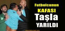 Çubuklu Balaspor Maçında Olaylar Çıktı